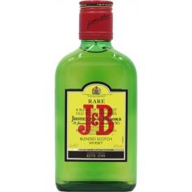 Whisky J&B 40% 20cl.