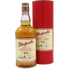 Whisky Glenfarclas 10 años...