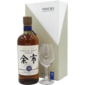 Whisky Nikka Yoichi 10 años...