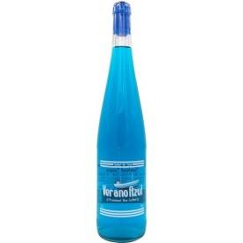 Cocktail Vino Verano Azul...
