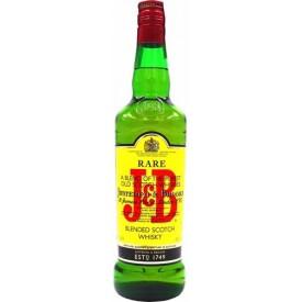Whisky J&B 40% 70cl.