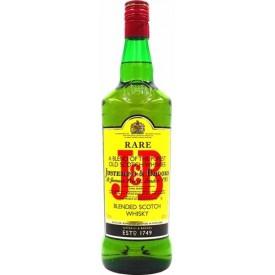 Whisky J&B 40% 1L