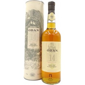 Whisky Oban 14 Años 43% 70cl.