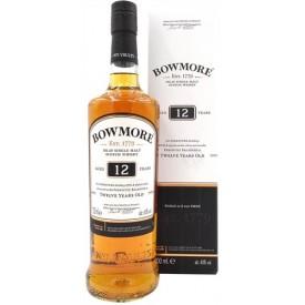Whisky Bowmore 12 Años 40%...