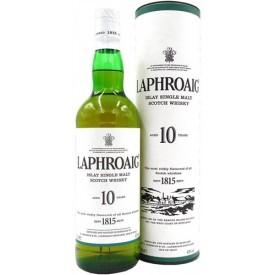 Whiskey Laphroaig 10 Años...