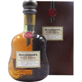 Whisky Buchanan's Red Seal...