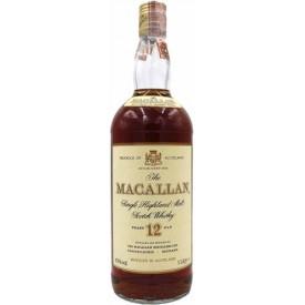 Whisky Macallan 12 años 43%...