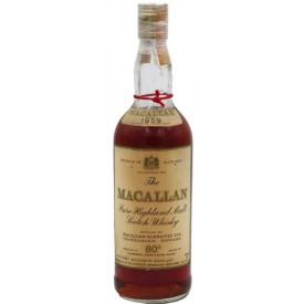 Whisky Macallan 1959 46% 70cl.