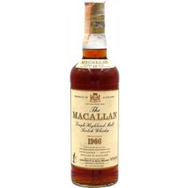Whisky Macallan 1966 18...