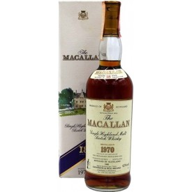 Whisky Macallan 1970 18...