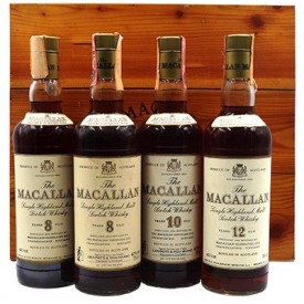Estuche Whisky Macallan...