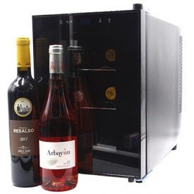 Vinoteca Botellero con Vino...