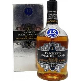 Whisky Teacher's Royal...