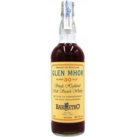 Whisky Glen Mhor 30 años...