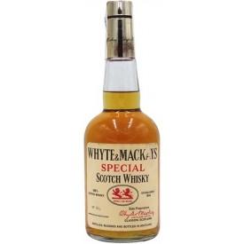 Whisky Whyte & Mackays...