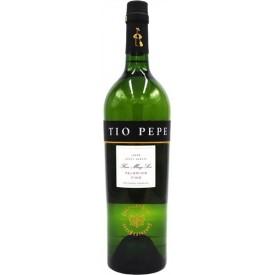 Jerez Fino Tio Pepe 15% 1L