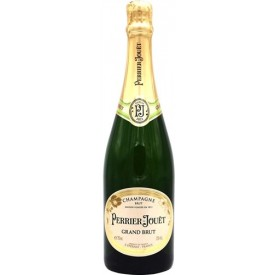 Champagne Perrier-Jouet...