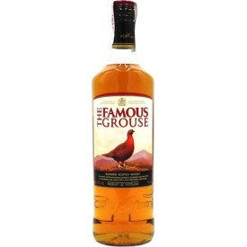 Whisky The Famous Grouse...