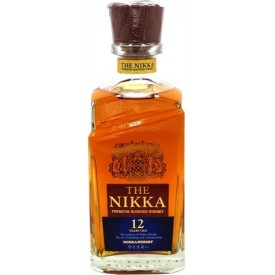 Whisky Nikka 12 años 43% 70cl