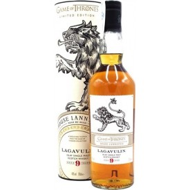 Whisky Lagavulin 9 años...