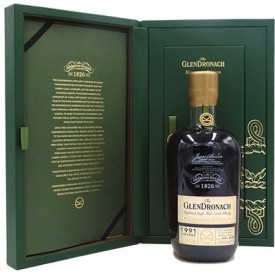 Whisky Glendronach 1991...
