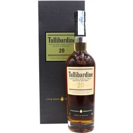 Whisky Tullibardine 20 años...