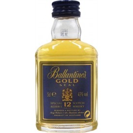 Whisky Ballantine's Gold...