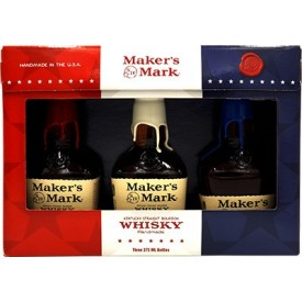 Whiskey Maker's Mark...