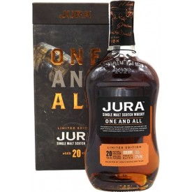 Whisky Jura 20 Años One and...