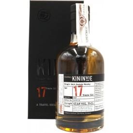 Whisky Kininvie 17 años...