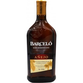 Ron Barcelo Añejo 37,5% 70cl