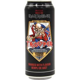 Cerveza Trooper Iron Maiden...