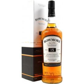 Whisky Bowmore 15 años...