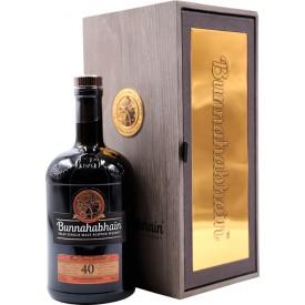 Whisky Bunnahabhain 40 años...
