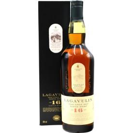 Whisky Lagavulin 16 años...