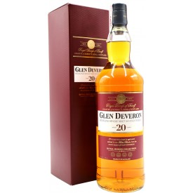 Whisky Glen Deveron 20 Años...
