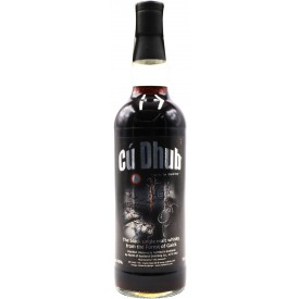 Whisky Cú Dhub Black 40% 70cl