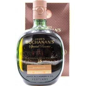 Whisky Buchanan's 18 Años...