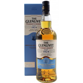 Whisky Glenlivet 1824...