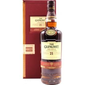 Whisky Glenlivet 21 Años...