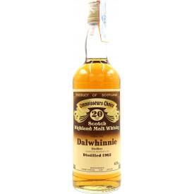 Whisky Dalwhinnie 20 Años...