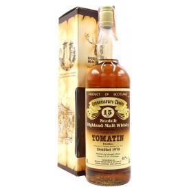 Whisky Tomatin 1970 15 Años...