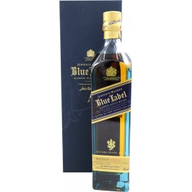 Whisky Johnnie Walker Blue...