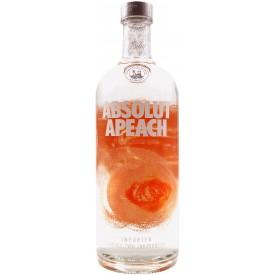 Vodka Absolut Apeach 40% 1L