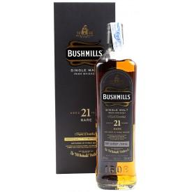 Whisky Bushmills 21 años...