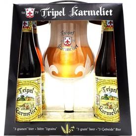 Cerveza Tripel Karmeliet +...