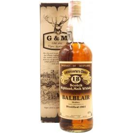 Whisky Balblair 1964 18...
