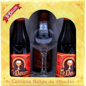 Cerveza Te Deum + Copa