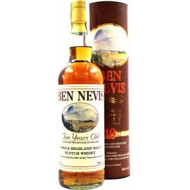 Whisky Ben Nevis 10 Años...