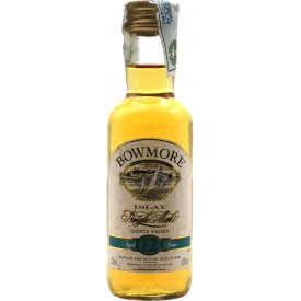 Whisky Bowmore 12 Años 43% 5cl